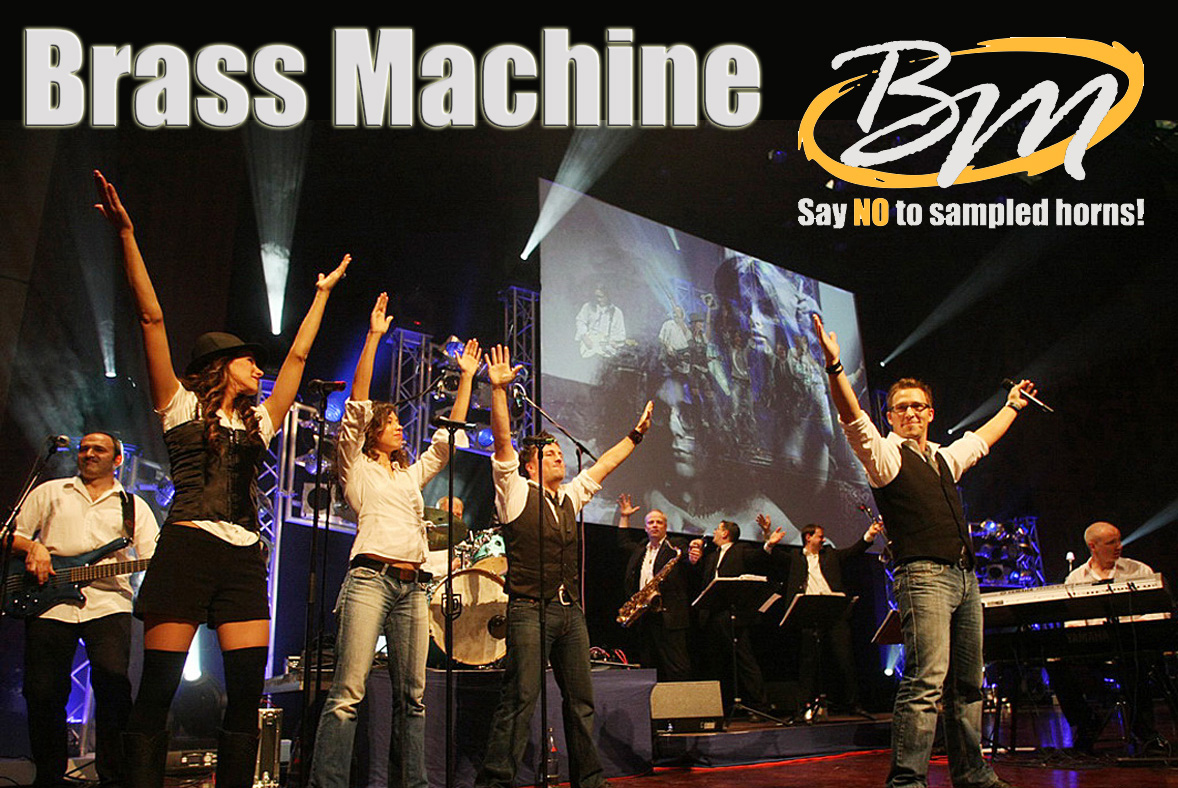 machine brass